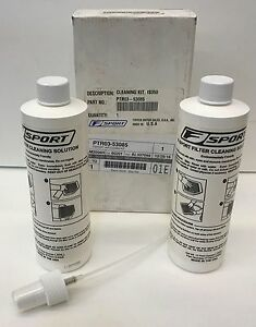 Lexus Oem Factory F Sport Air Filter Cleaner Cleaning Solution Kit Ptr03 53085