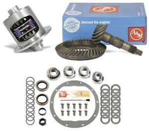 1990 1998 Chevy Gm 8 5 3 42 Aam Oem Ring And Pinion 30 Spline Posi Gear Pkg