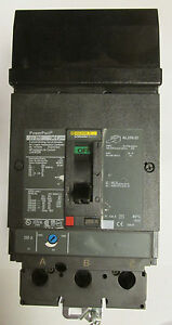 Square D Jja36200 200 Amp I line Circuit Breaker Power Pact New No Box