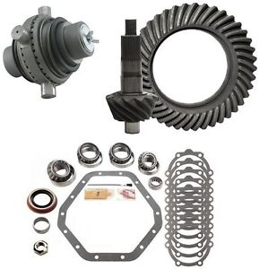 1973 1988 Chevy 14 Bolt Gm 10 5 3 73 Ring And Pinion Grizzly Locker Gear Pkg