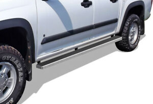 Iboard Running Boards 4 Fit 04 12 Chevy Colorado gmc Canyon Crew Cab