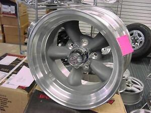 1 Torq Thrust D Ford Mopar 15x10 Genuine American Racing Wheel Lug Vn1055165