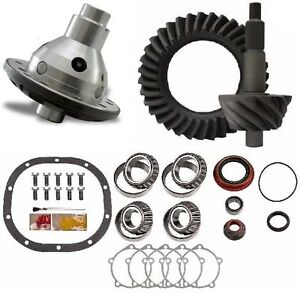 Ford 9 3 70 Excel Ring And Pinion 31 Spline Duragrip Posi Gear Pkg