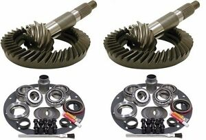 1987 1996 Jeep Yj Dana 35 30 4 56 Ring And Pinion Install Elite Gear Pkg