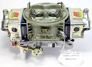 Aed 950hb Holley Blower Carb Indexed Power Valve 950 Weiand 174 177 Supercharger