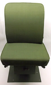 Military Surplus Spring Ride Seat Complete For M35 M809 M939 2540 01 292 3000