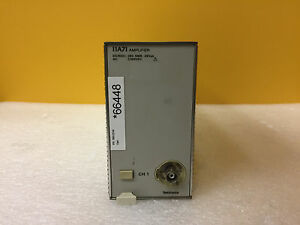 Tektronix 11a71 1 Ghz Single Ch Vertical Amplifier Plug in For Ds 11000