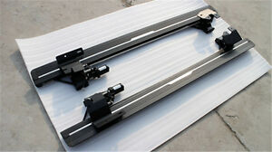 Electric Side Step Running Board Nerf Bar For Audi Q7 2006 2015
