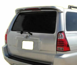 Painted Toyota 4 Runner Factory Rear Wing Spoiler 2003 2009