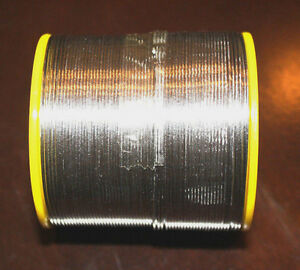 New 1 4 Lb 1 5mm Lead Free Aluminum Solder Wire 96 Sn 4 Ag Wire Roll Soldering