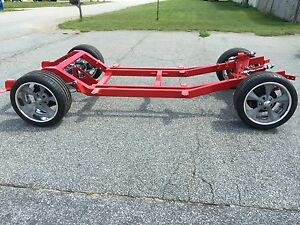 1953 1962 Corvette Rolling Chassis Resto Mod Project Car