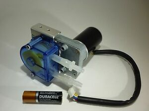 Brushless Variable Flow Micro Mini Peristaltic Tubing Pump 12v 300 Ml min Pmb200