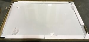 3m 72 X 48 Aluminum Frame Porcelain Dry Erase Whiteboard P7248a read