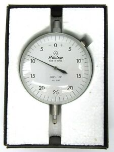 New Old Inventory Mitutoyo Dial Indicator 3781