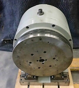 A a Gage Ultradex R 15339 1 18 Rotary Table Indexer