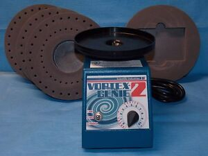Scientific Industries Vortex Genie 2 G560 120v Used Excellent Working Condition