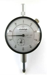 New Old Inventory Mitutoyo Dial Indicator 2412
