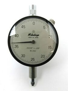 New Old Inventory Mitutoyo Dial Indicator 2506