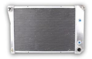 All Aluminum Radiator For 1973 1974 Buick Apollo Chevrolet Nova 3 Row