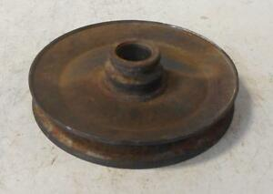 1978 79 Buick Oldsmobile Pontiac 231a Used Power Steering Pulley 1250729 1249745