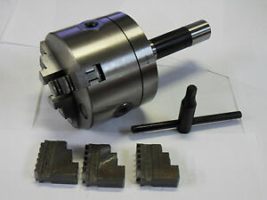 3 3 Jaw R8 Collet Chuck new