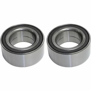 Wheel Bearings Set Of 2 New Front Right And Left Lh Rh For Honda Accord Pair