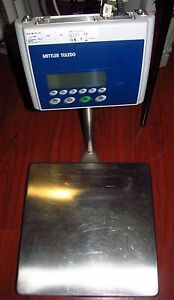 Mettler Industrial Scale Ind435