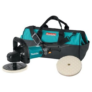 Makita Mkt 9237cx2 7 Variable Speed Electronic Automotive Polisher Kit