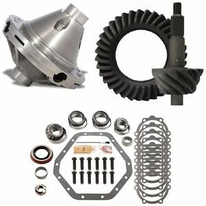 1998 2013 Chevy 14 Bolt Gm 10 5 4 11 Usa Ring And Pinion Posi Gear Pkg