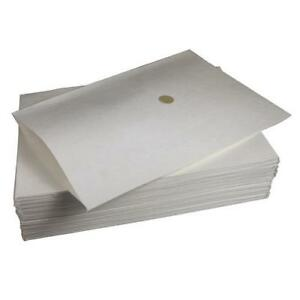 Pitco 14 3 8 In X 20 1 2 In Envelope Type Fryer Filter Paper