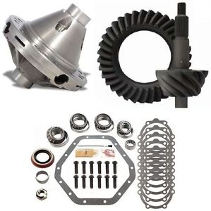 1998 2013 Chevy 14 Bolt Gm 10 5 3 73 Usa Ring And Pinion Posi Gear Pkg