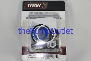 Titan Speeflo Paint Sprayer 107 051 Pump Repair Kit Powrtwin Powrliner 107051