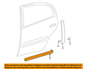 Buick side trim in stock replacement auto auto parts for 2002 buick rendezvous window clips