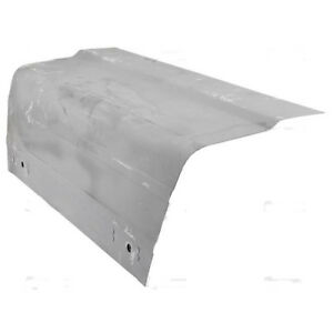 C5nn16625g R h Hood For Ford Tractor 2000 3000 4000 4000su 3400 3500 4500