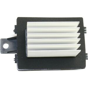 Blower Motor Resistor For 2006 12 Ford Fusion 2007 2012 Mkz W Auto Temp Control