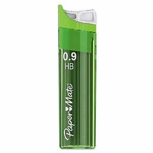 Paper Mate Mechanical Pencil Lead Refills 0 9m Hb 2 Pack Of 35 Leads