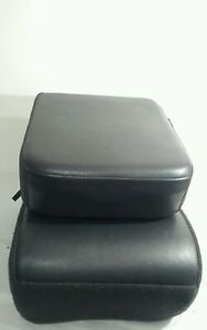 02 05 Dodge Ram 1500 2500 3500 Center Folding Jump Seat Arm Rest Console Gray