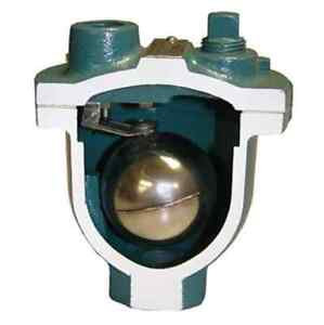Val matic Valmatic 3 4 Water Air Release Valve Model 15a 2 175 Psi Pressure