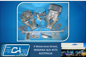 Vw Type 1 Genuine Twin 36 Weber Idf Carburettor Conversion Kit