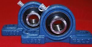 pcs 2 1 3 4 Pillow Block Bearing ucp209 28 Bearing Unit With Solid Foot 2v41