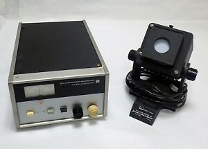 Gamma Scientific Rs 1 Lamp Monitor Control W Rs 10a Spectral Irradiance Head