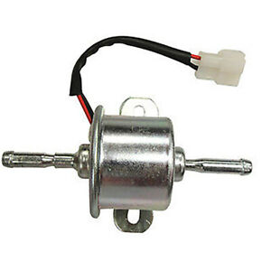 119225 52102 Am876266 Electric Fuel Pump For Yanmar John Deere