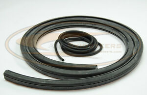 Bobcat Rear Window Glass Seal Cord S Series T250 T300 T320 A220 A300 Skid Steer