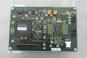 Waters Micromass Q tof Mass Spec Part 3961203dc Syringe Drive Circuit Board