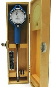 New Fowler 52 540 150 0 5 1 Dial Bore Gage