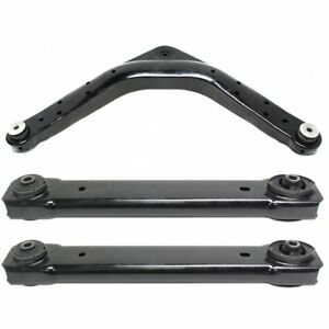 Control Arm Suspension Kit 2 Pc Set Of 2 New Rear Right And Left Lh