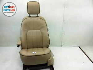 2011 Range Rover Hse Left Front Driver Side Drivers Seat Power Tan Beige Oem