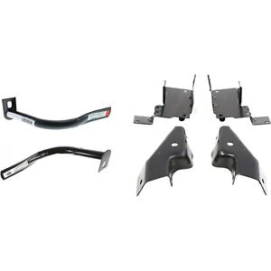 Bumper Bracket For 2003 2006 Chevrolet Silverado 1500 Front Left