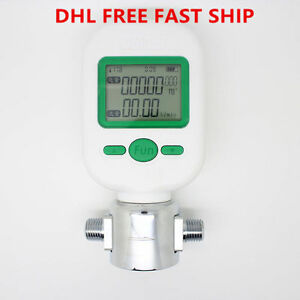 Digital Display 25l min Air Oxygen Mass Flowmeters Mf5706 Flow Meter