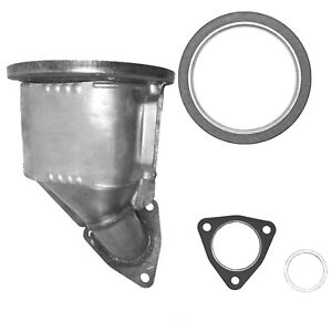 Catalytic Converter Direct Fit Front Eastern Mfg Fits 92 96 Toyota Camry 2 2l L4